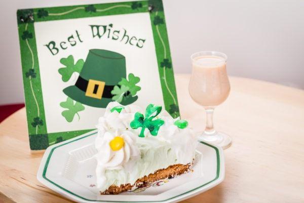 Irish Cream White Chocolate Cheesecake